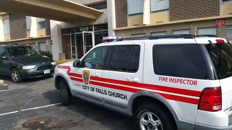 The Falls Church Healthcare Center. (Photo: City of Falls Church)