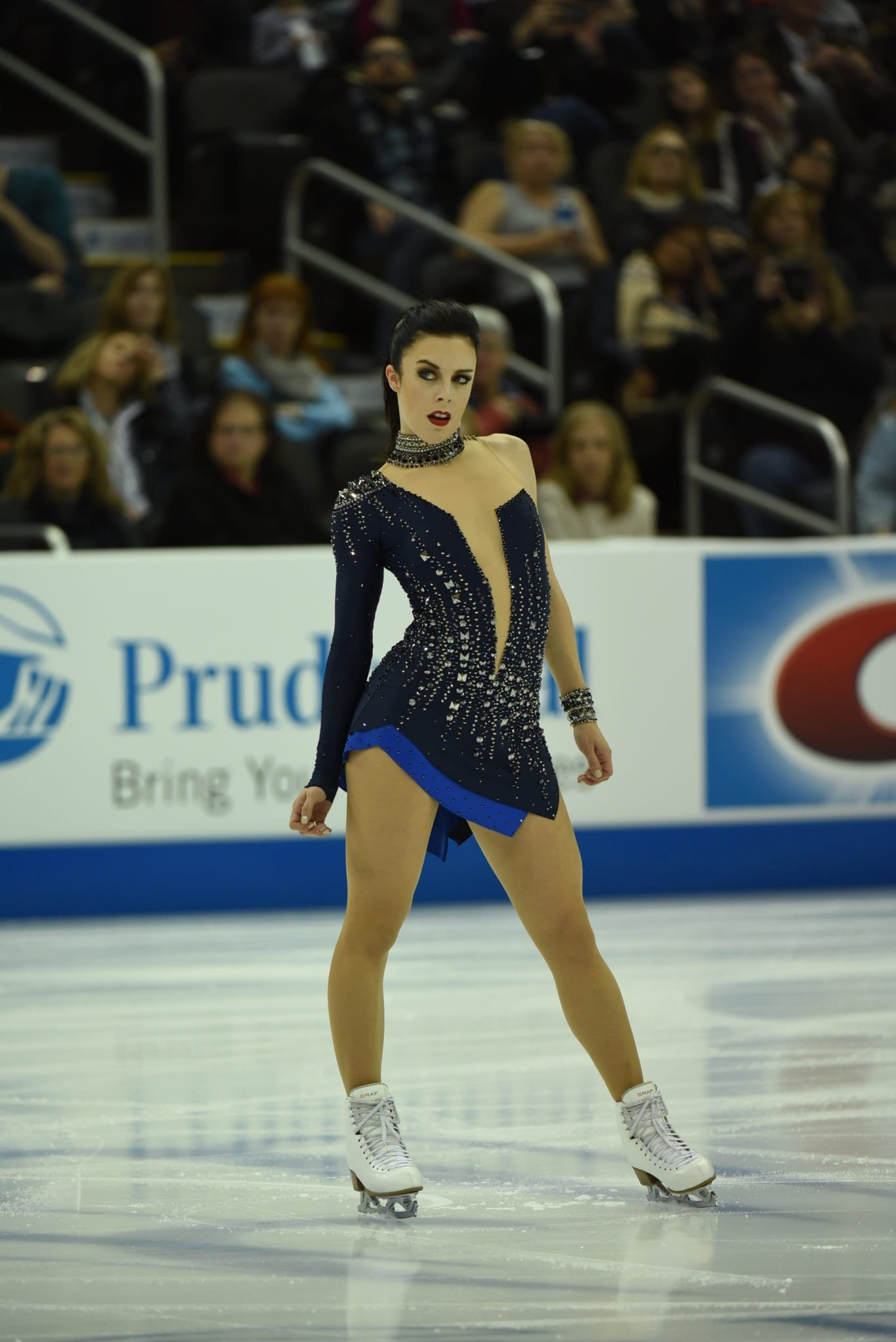 Northern Virginia native Ashley Wagner is aiming for another podium finish at the 2017 World Figure Skating Championships in Helsinki, Finland. (Photo: Jay Adeff/USFS)
