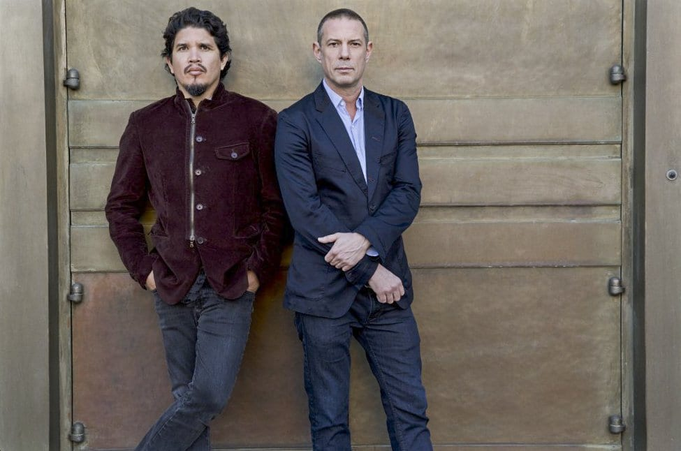 THIEVERY CORPORATION. (Photo: Courtesy of Andrzej Liguz)