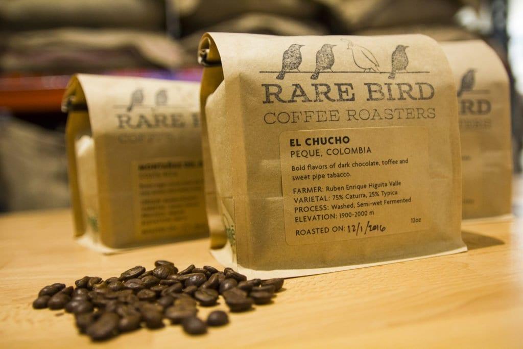 rarebirdcoffeebag
