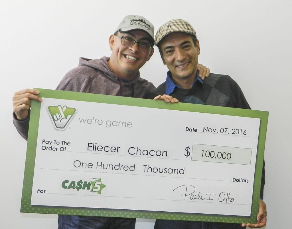 (Photo: Courtesy of the Virginia Lottery)