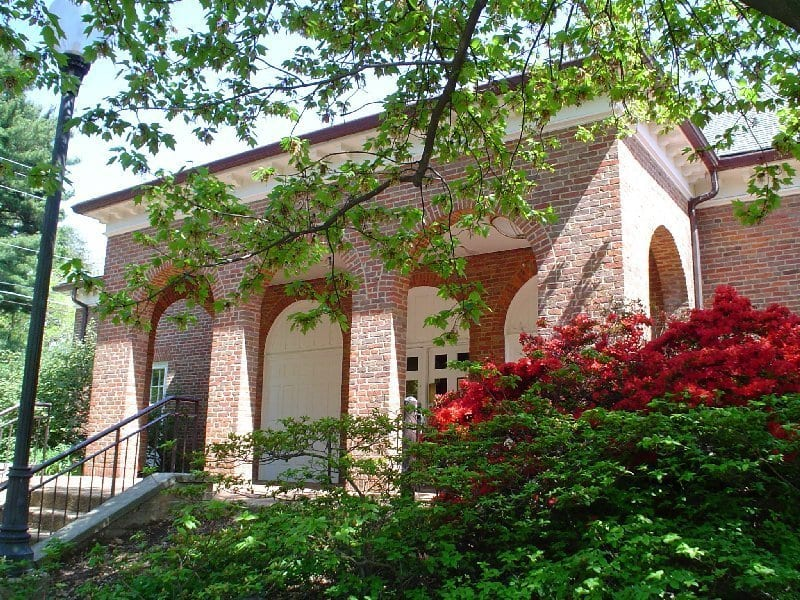 Mary Riley Styles Library. (Photo:: City of Falls Church)