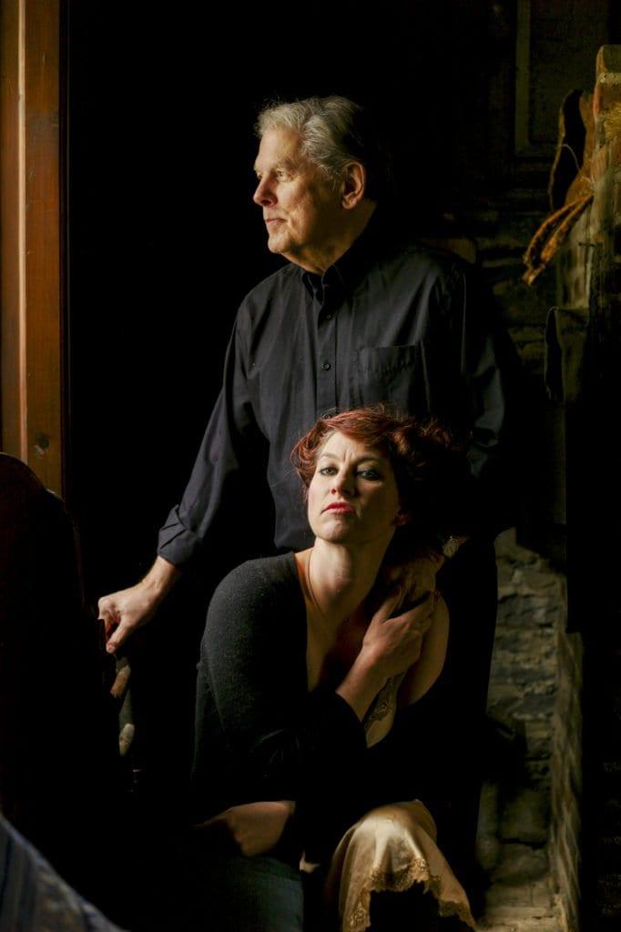 JACK & AMANDA PALMER. (Courtesy Photo)