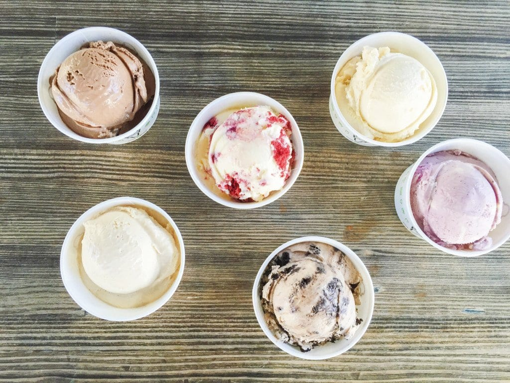 Shake Shack is offering a free frozen custard to any mom who stops by one of the franchises locations across the D.C., Maryland and Virginia area on Mother's Day. The flavor of the week is Oatmeal Creme Pie. (Photo: Courtesy of Shake Shack)
