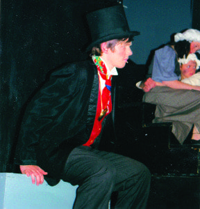 """SAM WATERS AS JEAN VALJEAN in George Mason High School's 2010 production of """"Les Miserables."""" (Photo: News-Press)"""