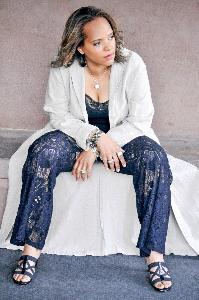 TERRI LYNE CARRINGTON. (Photo: Tracy Love)