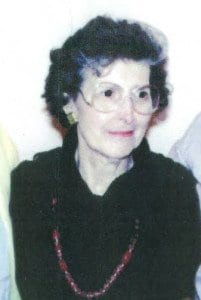 Dorothy Macomber. (Courtesy Photo)