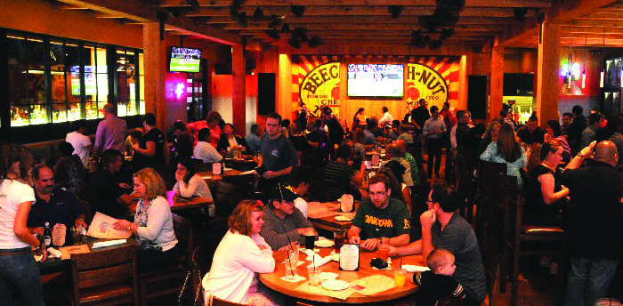 OPEN ROAD GRILL & ICEHOUSE celebrates its second birthday Thursday with $2 pints and live entertainment. (Photo: courtesy Open Road Grill & Icehouse)