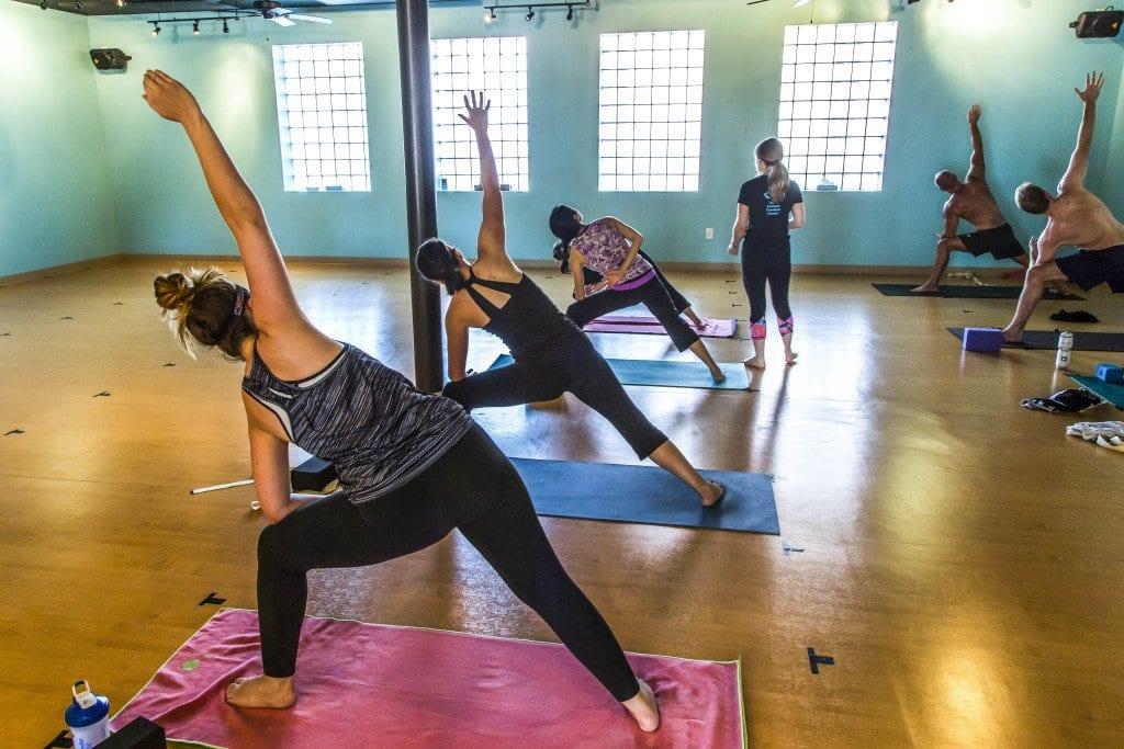 Best Yoga--Dancing Mind PAPER