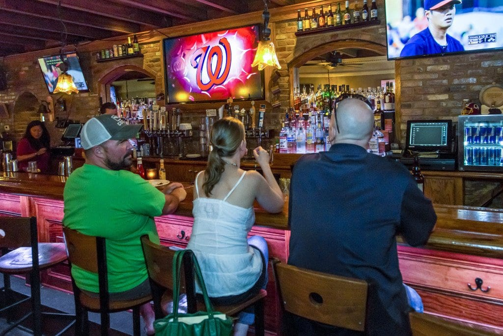 Best Spot to Watch the Game--Dogwood Tavern PAPER