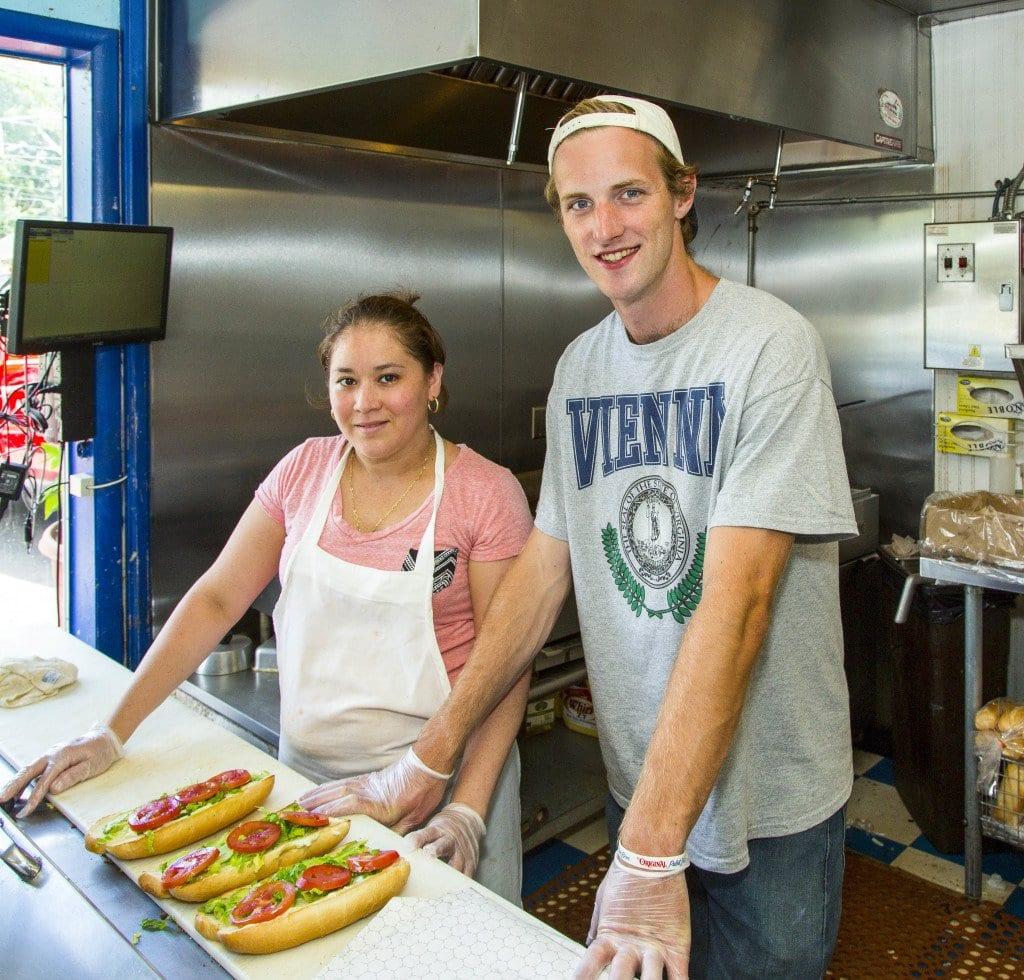 Best Sandwiches--Mike's Deli PAPER