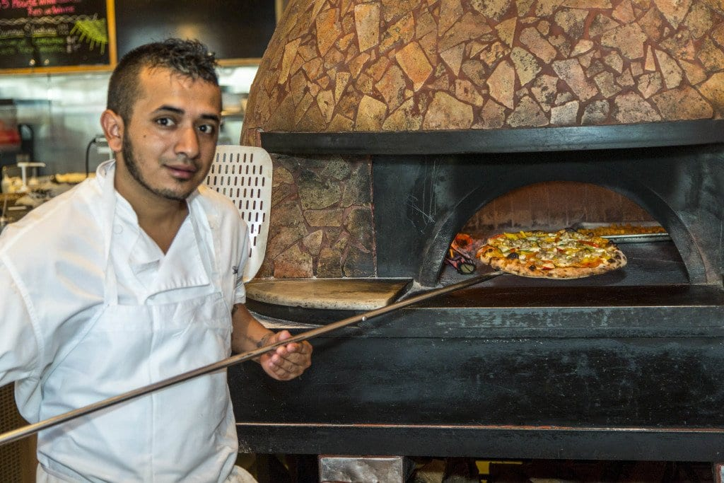 Best Pizza--Pizzeria Orso PAPER