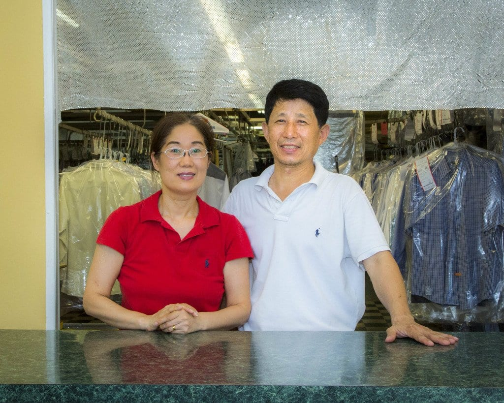 Best Dry Cleaners--Hillwood Cleaners PAPER