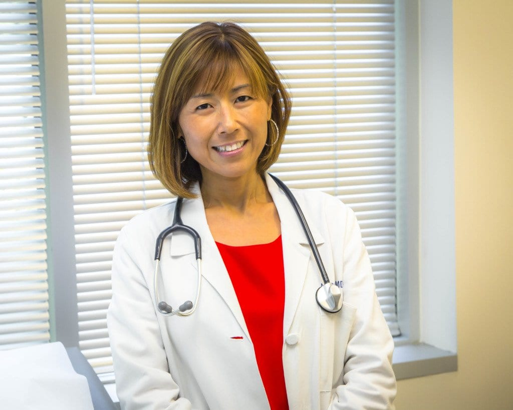 Best Doctor--Dr. Allison Bae PAPER