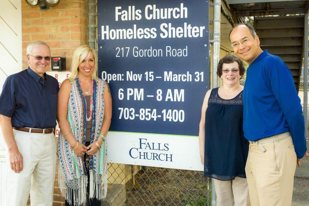 Best Community Service Organization--Friends of the Falls Church Homeless Shelter PAPER
