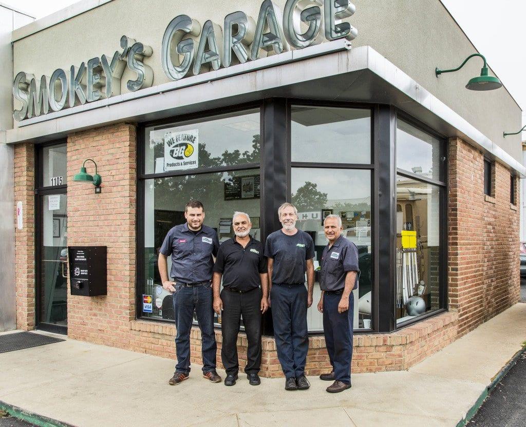 Best Auto Service Center--Smokey's Garage PAPER