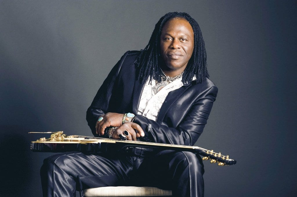 Blues rocker Joe Louis Walker will be playing at The State Theatre on Aug. 23.  (Courtesy Photo)