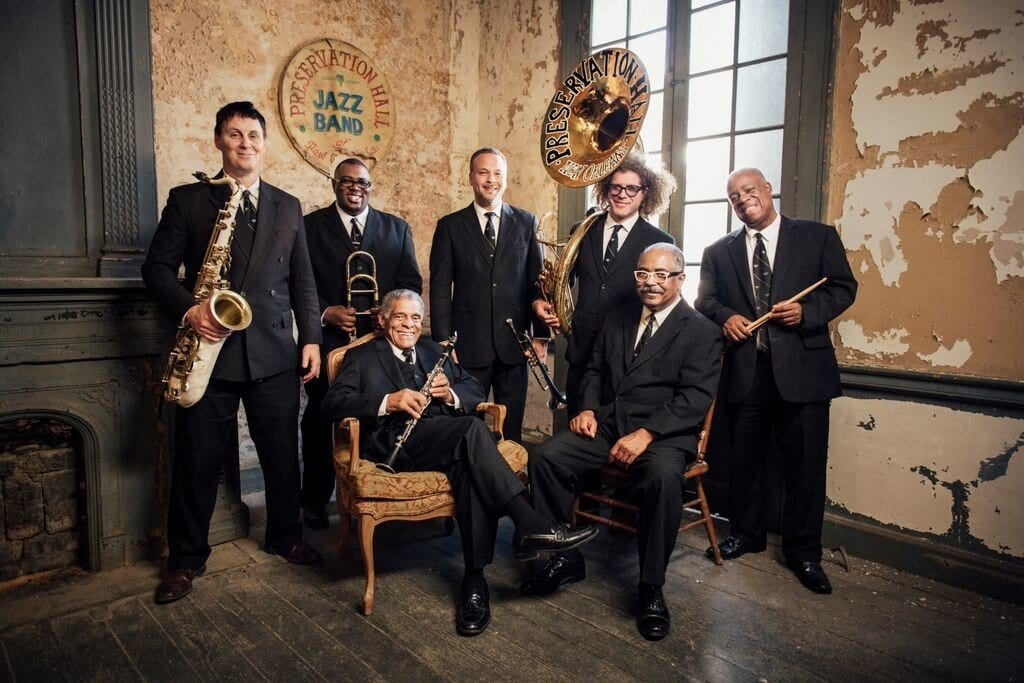 Preservation Hall Jazz Band (Courtesy Photo)