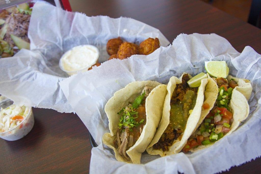 ABC Canteen brings fried fish and tacos to Fairfax Circle. (Photo: Jody Fellows)