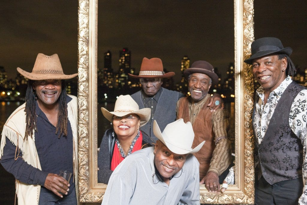 The Ebony Hillbillies. (Courtesy Photo)