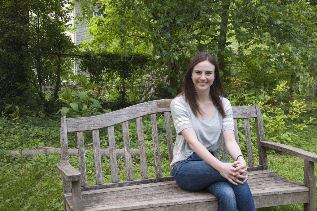 Sarah Miller (Photo: Drew Costley/News-Press)