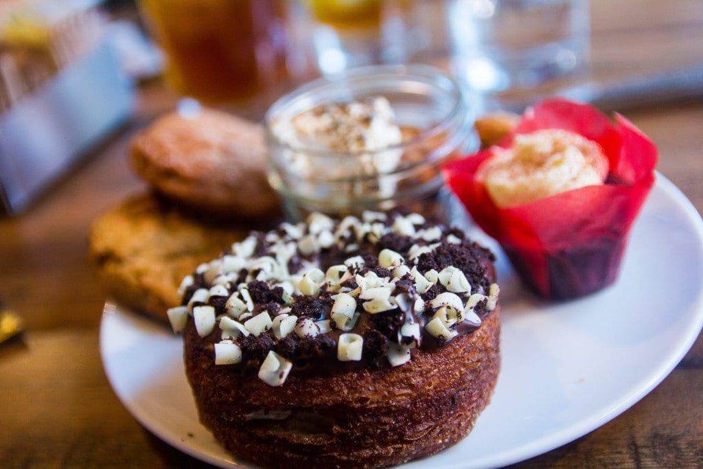 Dessert for breakfast. It doesn't get much better. (Photo: News-Press)