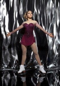 Madison Vinci will wear a new costume by designer Brad Griffies at the U.S. Championships. (Photo: Jeff Wolk)