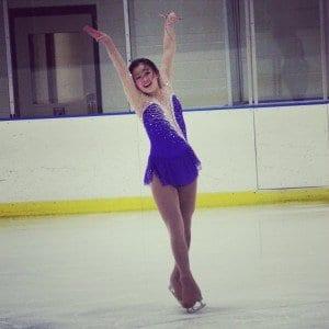 Maria Yang will make her senior national debut in Greensboro. (Photo: Courtesy of Maria Yang)