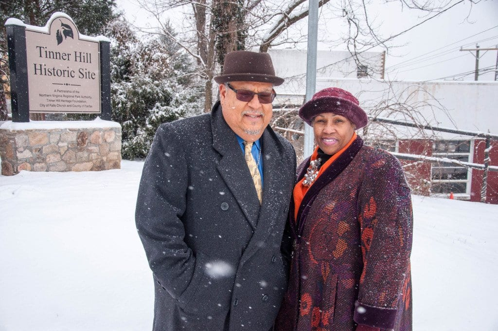 ED AND NIKKI HENDERSON have organized a sold-out gala and ribbon cutting for this weekend to celebrate the 100th anniversary of an historic meeting in Falls Church that led to the establishment of the rural chapter of the National Association for the Advancement of Colored People. (Photo: News-Press)