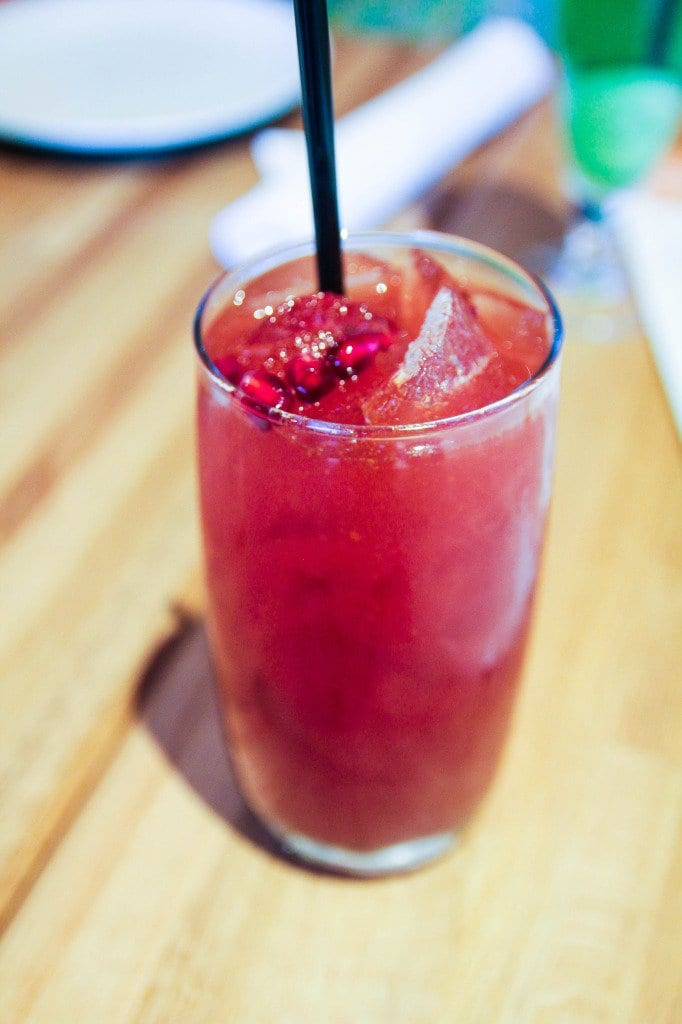 "The Medicine Man is just one of True Food's many ""natural refreshers."" (Photo: News-Press)"