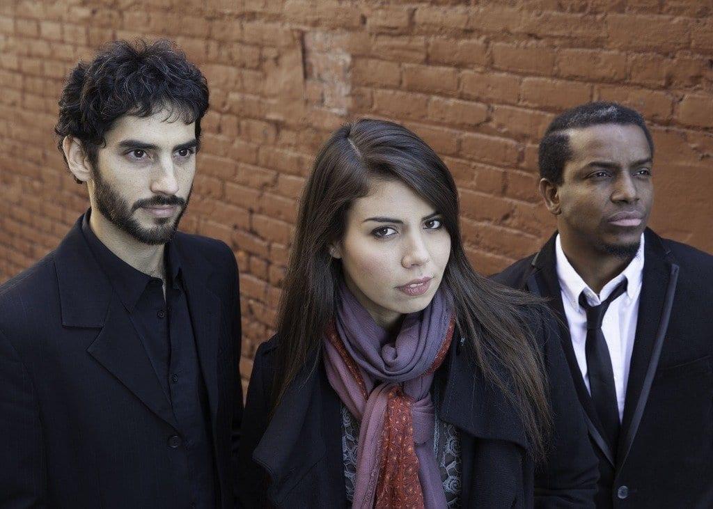 Melissa and Crash Trio (Courtesy Photo)