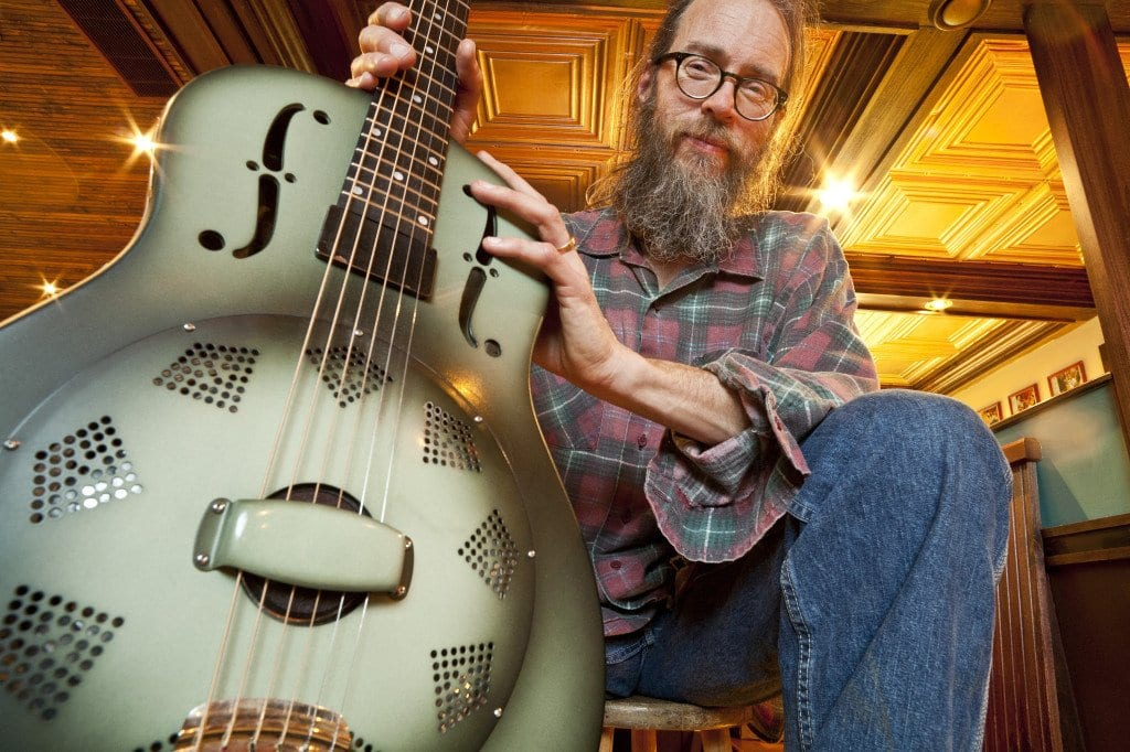Charlie Parr (Photo: Courtesy of Peter Lee)