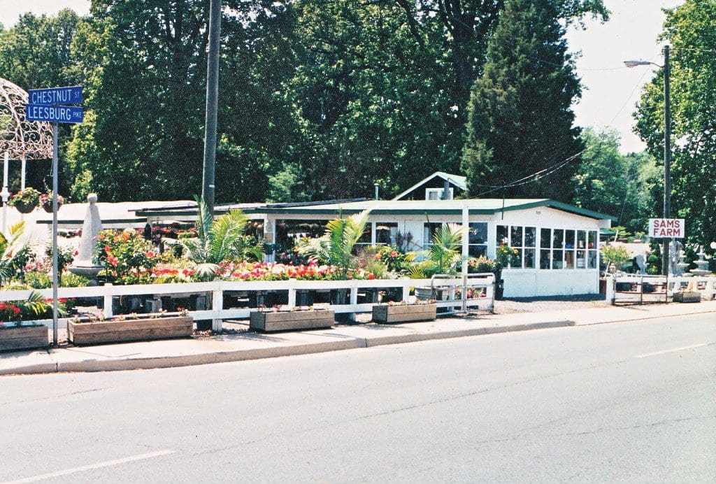 Sam's Farm, which served the Falls Church community for over three decades, will be closed after Sunday, Sept. 28. (Photo: Courtesy of Jack Cole)