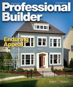 (Courtesy of Professional Builder Magazine)