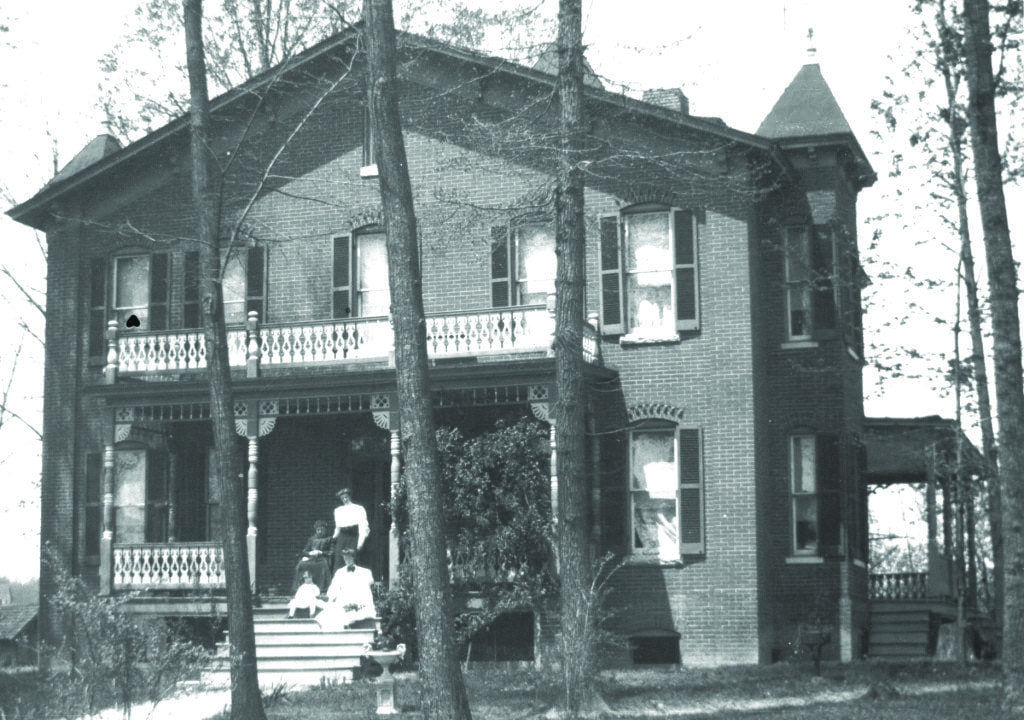 The DePutron house (shown above) was built in 1893 by Jacob and Mary DePutron. Jacob was a lawyer, community activist and Falls Church councilman. This house is one of four that will be shown during The Victorian Society's Historic Falls Church Tour on Sept. 20. During the tour, costumed tour guides will provide information about each of the houses, the people who lived in them and the role they played in the history of the Little City.  (Courtesy Photo)