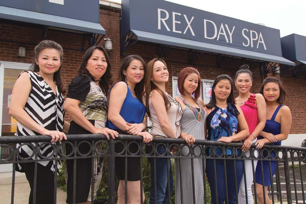 Nail Salon - Rex Day SpaGOOD