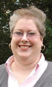 CATHY KAYE, treasurer of the City of F.C. since 2006, resigned last month citing health reasons. (Photo: City of Falls Church)