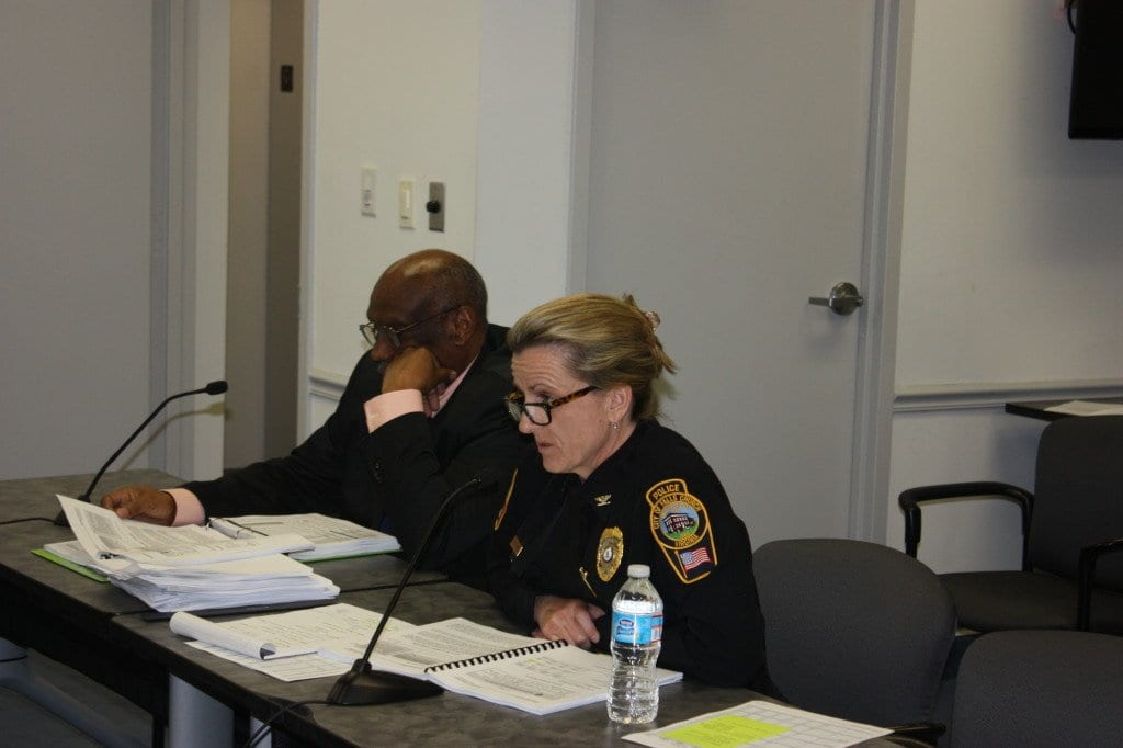F.C. POLICE CHIEF Mary Gavin told the F.C. Council that over 200 citations from the City's new camera-documented 'stop arm' violations for failure to stop in the presence of a school bus dropping off or taking students have been issued in the last six months. (Photo: News-Press)