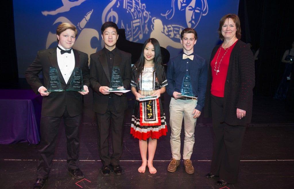 MacDonald Awards 2014