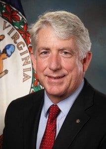 Virginia Attorney General Mark Herring.