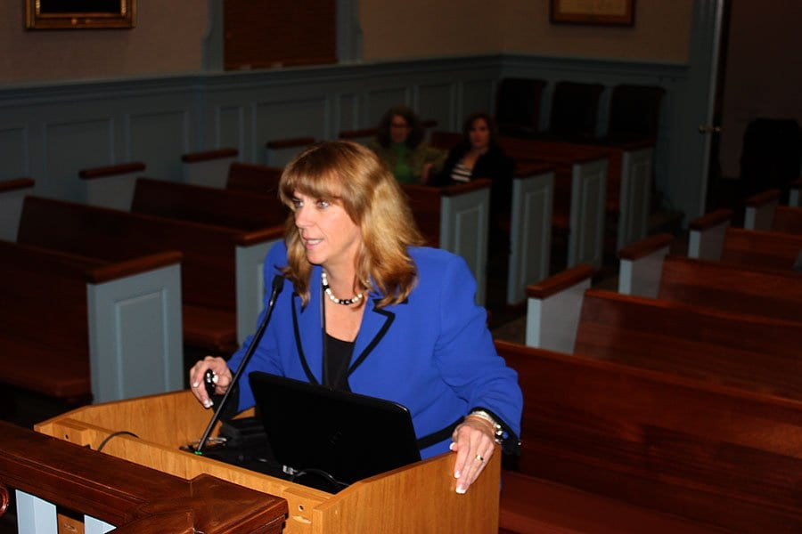 Falls Church City Public School Superintendent Toni Jones. (Photo: News-Press)