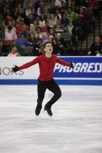 Max Aaron (Photo: U.S. Figure Skating)