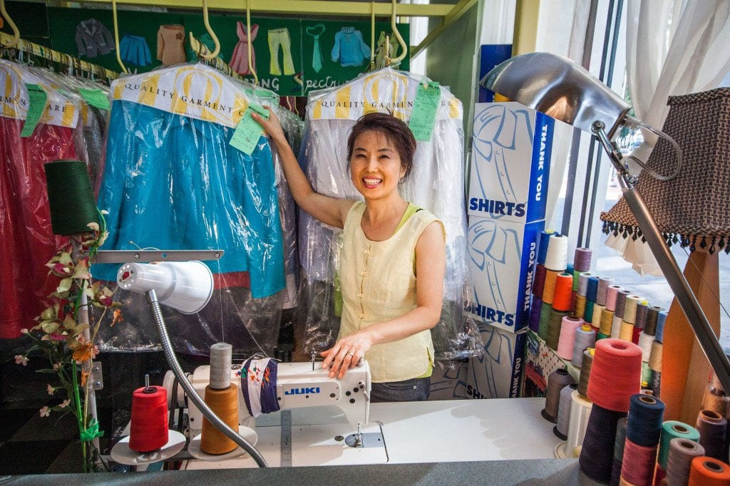Best Dry Cleaner