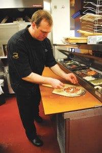 Chef Dixon. (News-Press photo)